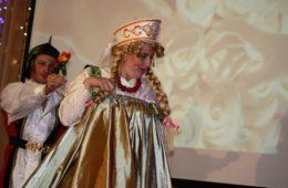 Театр Лицедеи  Миниатюра Три мешка с подарками